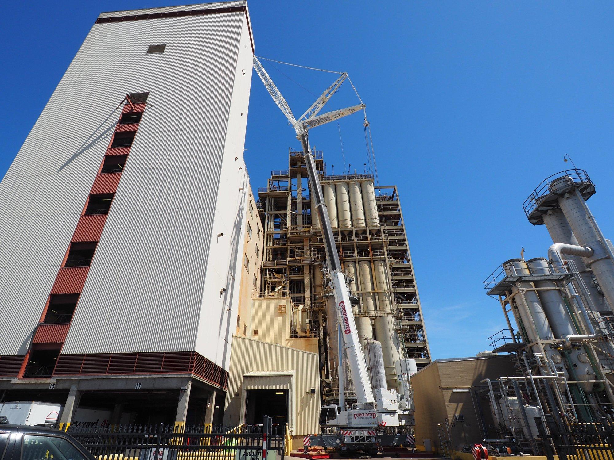 Consolidated Crane & Rigging